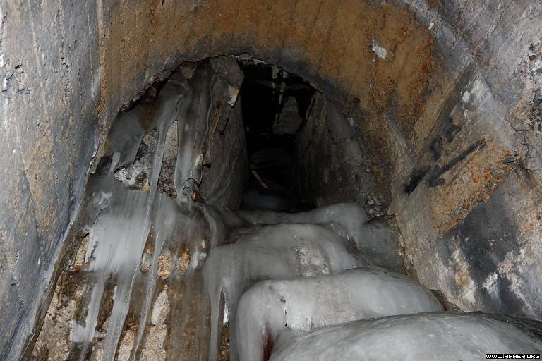 дидинский тоннель ступеньки