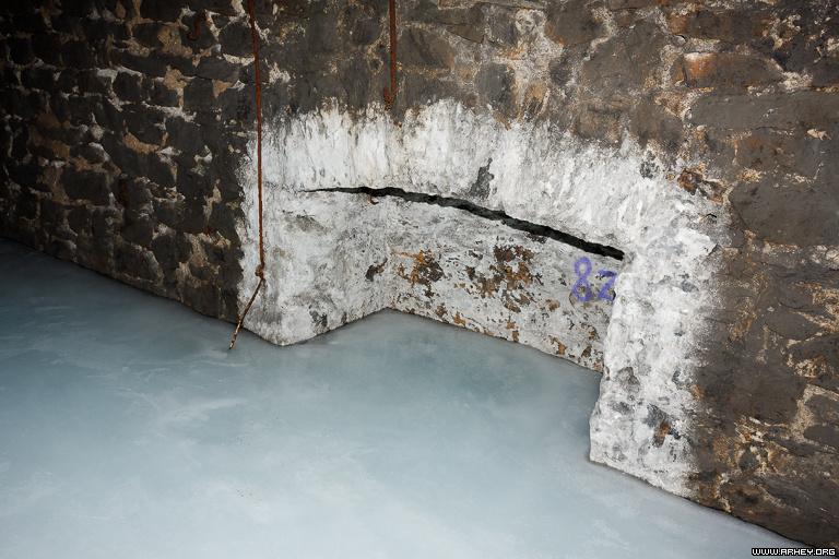 дидинский тоннель ниша в стене