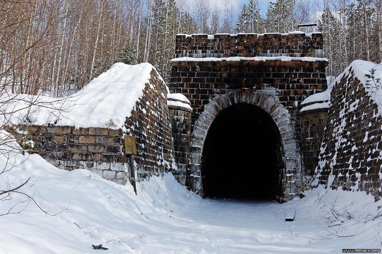 дидинский тоннель вход