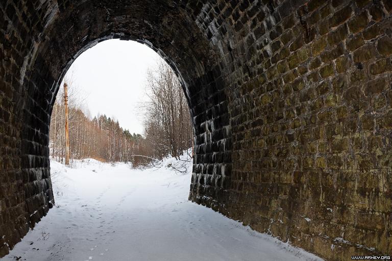 дидинский тоннель выход