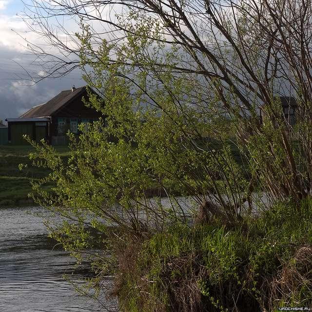 Деревня Трёка