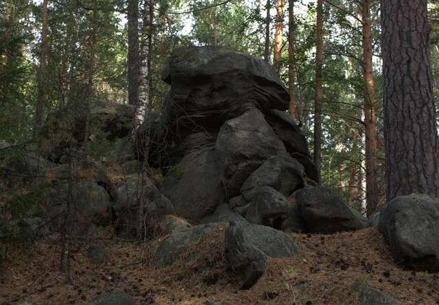 скала-останец