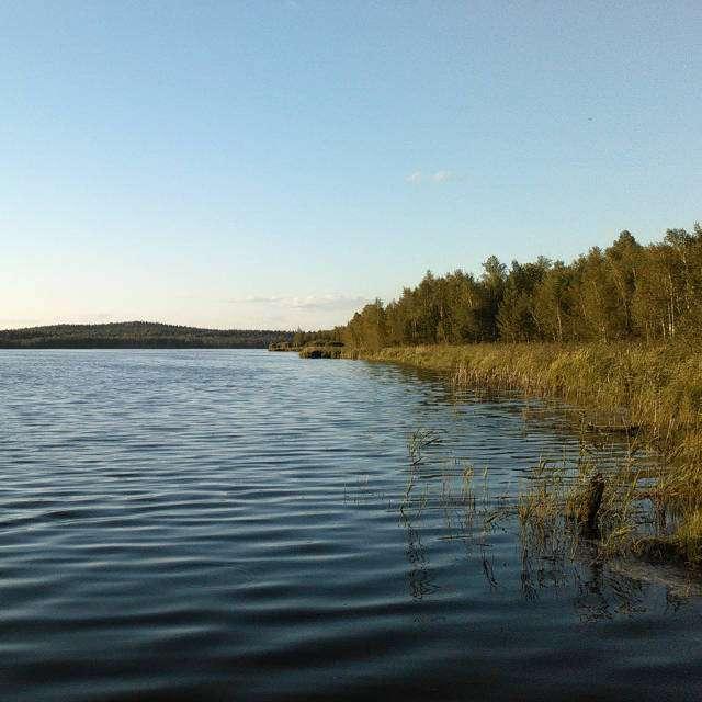 Рыбалка озера свердловской области