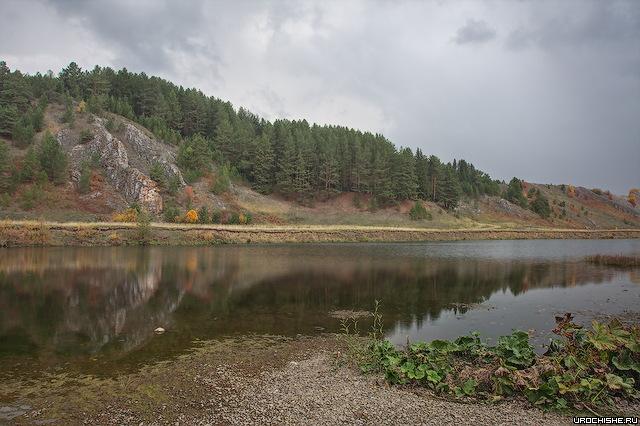 река Серга