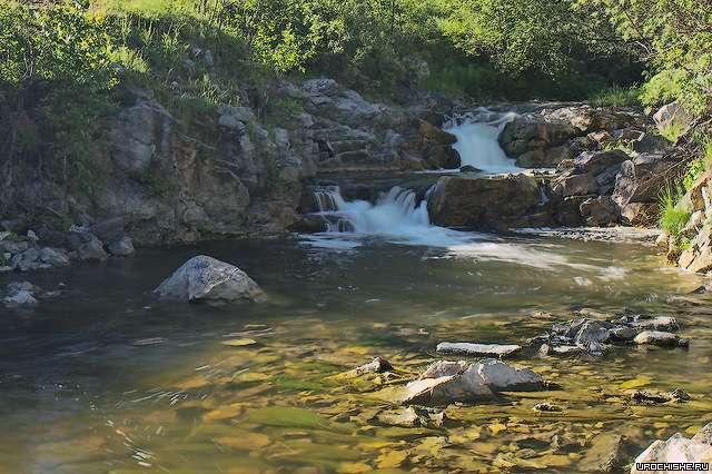 река Черемша