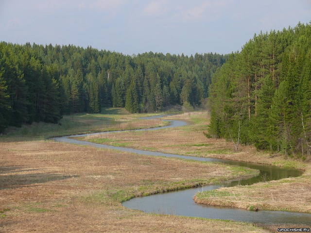 река Шайтанка