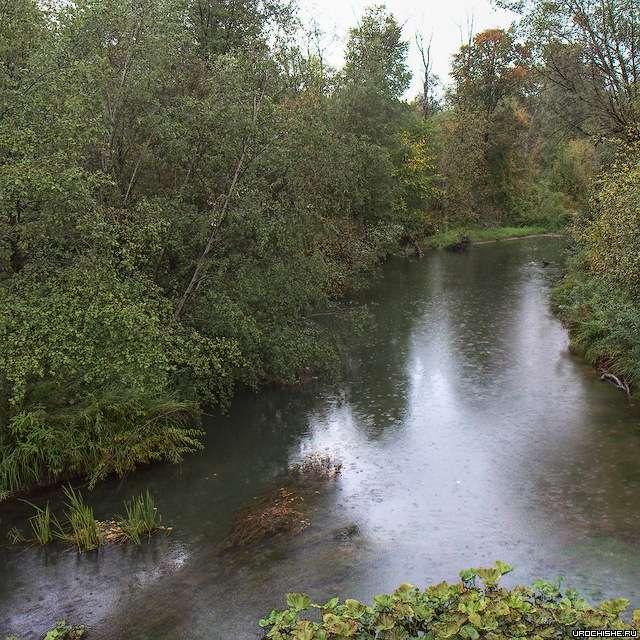река Югуш