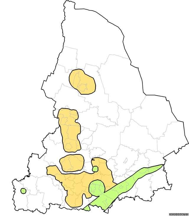 Экология Свердловской области