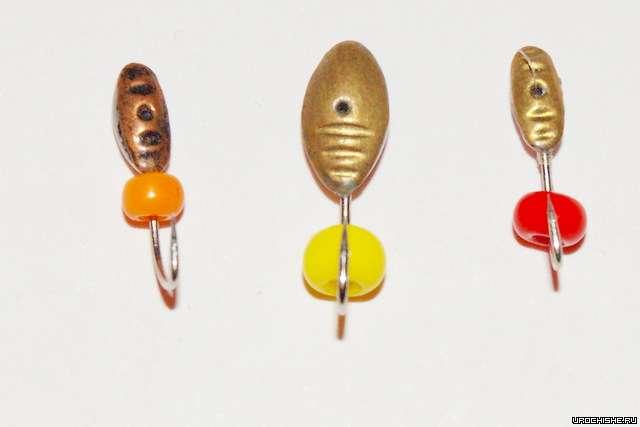 насадочные мормышки