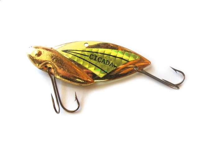цикада- летняя приманка