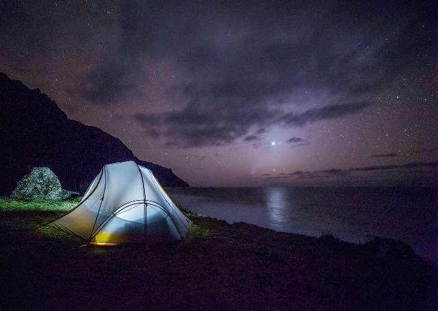 ночная ловля