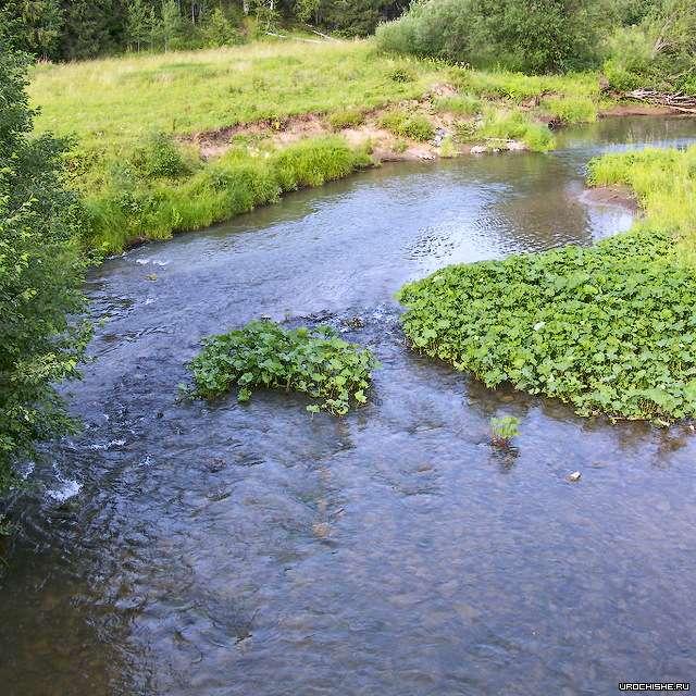 река Большой Крюк