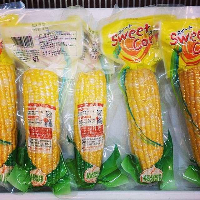 кукуруза в вакуумной упаковке