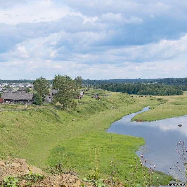 Устье (село Роща)-