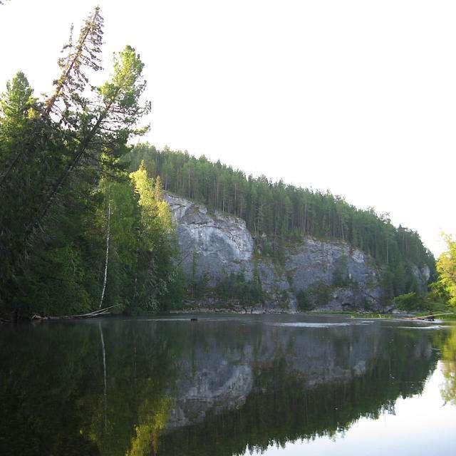 река Северная Тошемка