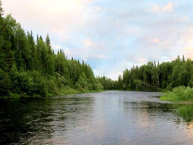 река Лозьва