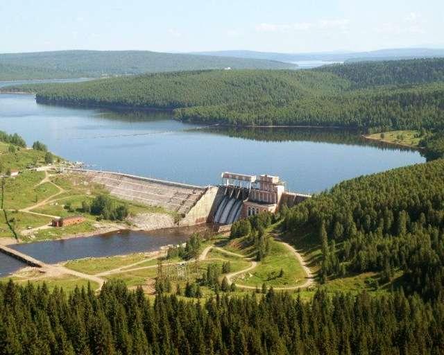 Широковское водохранилище