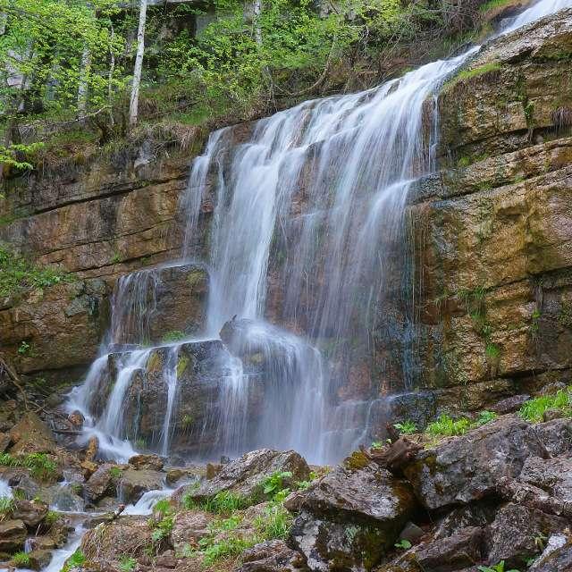 Водопад Куперля фото