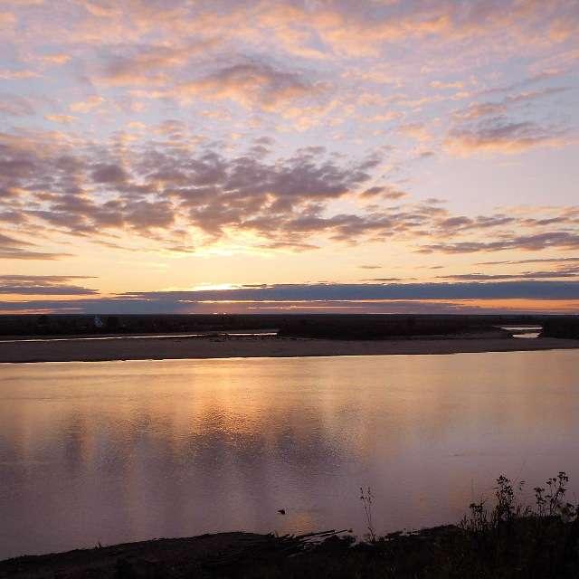 Притоки Северной Двины