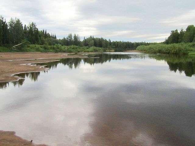 река Кылым