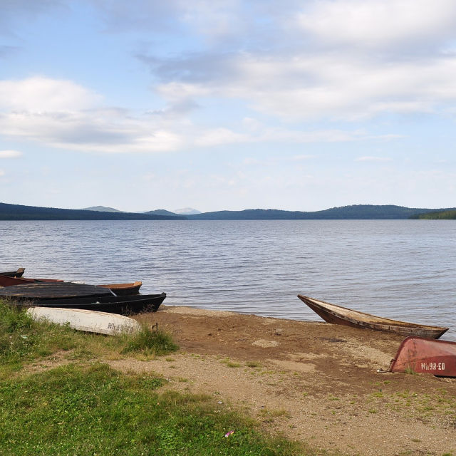 озеро Зюраткуль