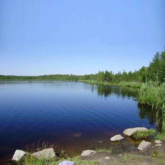озеро Белоусово