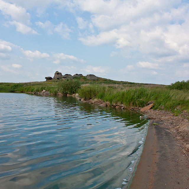 озеро Большие Аллаки