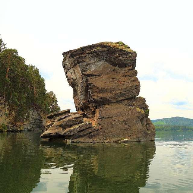 Шайтан-камень фото