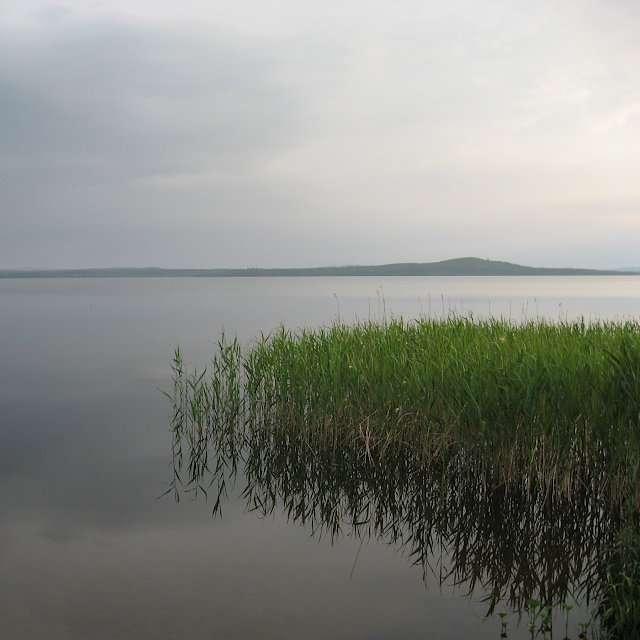 озеро Окункуль