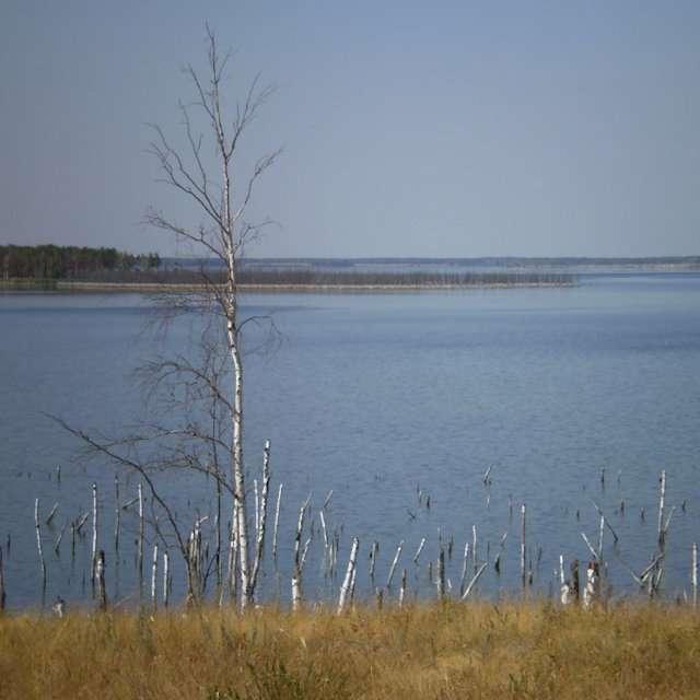 озеро Треустан