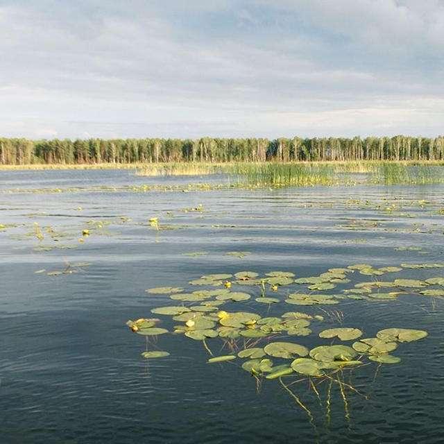 озеро Юлаш