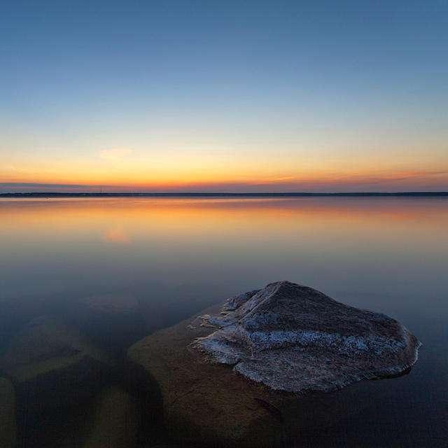 озеро Куяш