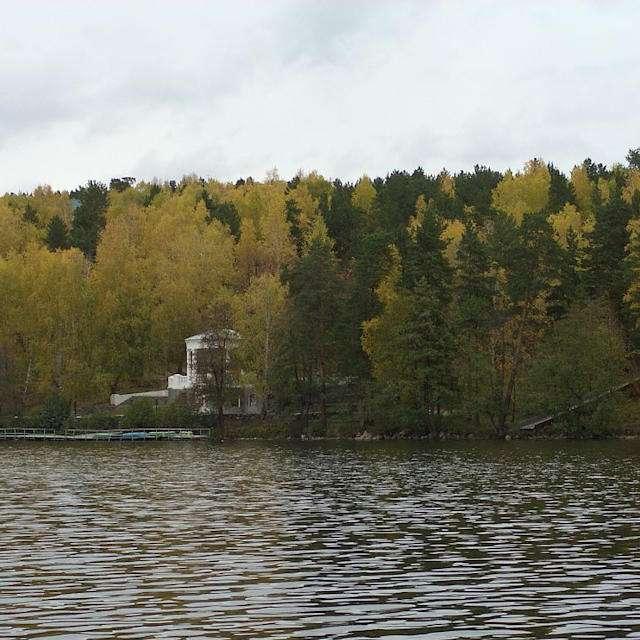 озеро Теренкуль