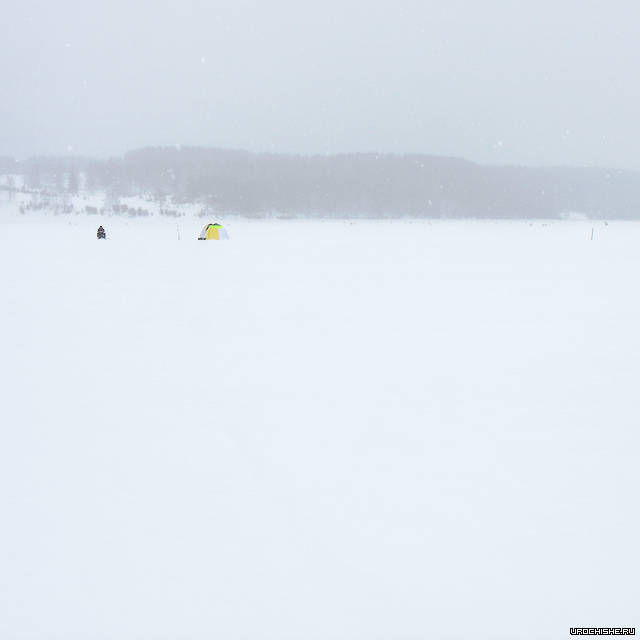 погода на зимней ловле карася
