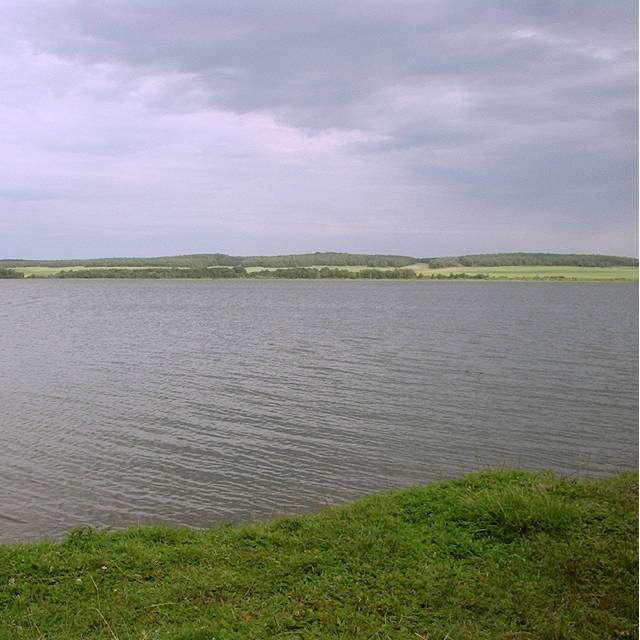 озеро Кундравинское