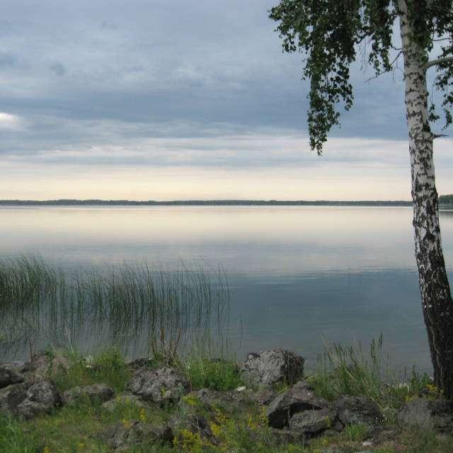 озеро Тептярги