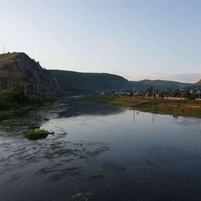 река Сим