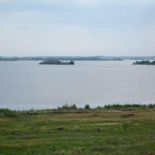Верхнеуральское водохранилище