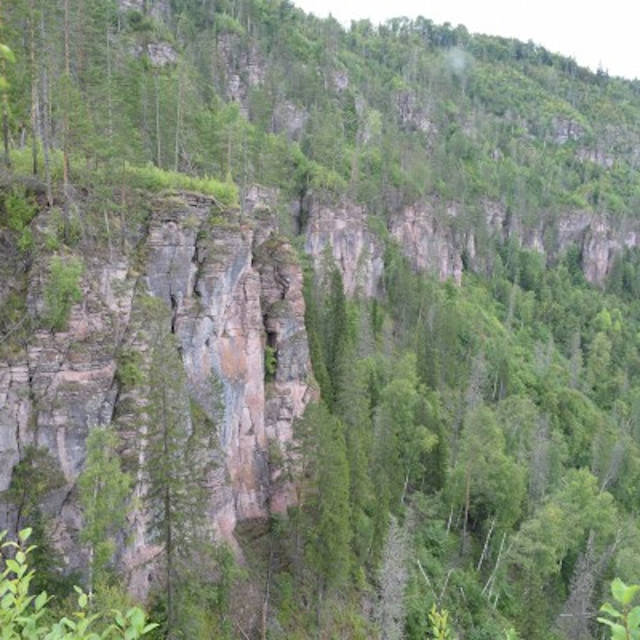 Скальный массив Кызыл-Таш (