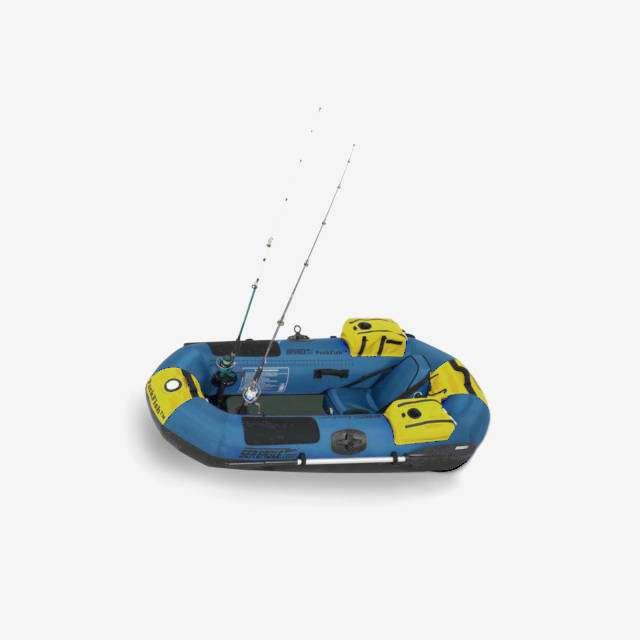 пакрафт для рыбалки