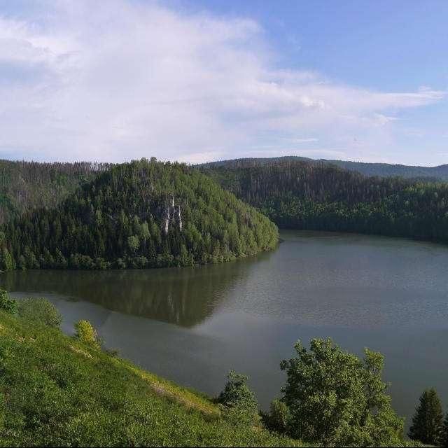Гора Жукова Шишка фото
